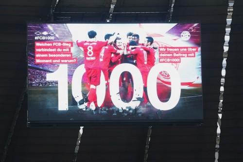 バイエルンがリーグ史上初の偉業…1000勝に到達する次のクラブは?