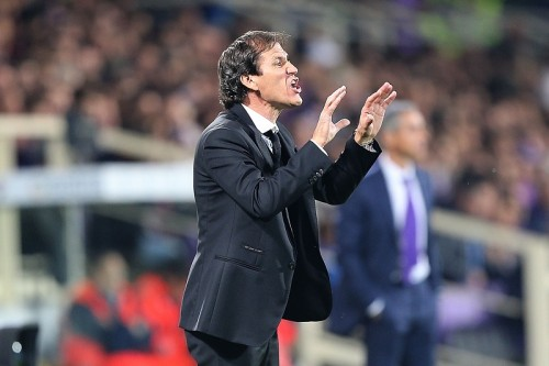 ローマのガルシア監督、単独首位浮上も「我々は優勝候補ではない」
