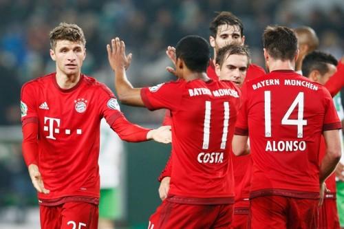 バイエルンが前回王者に完勝…日本人所属クラブは軒並み苦戦/DFB杯2回戦