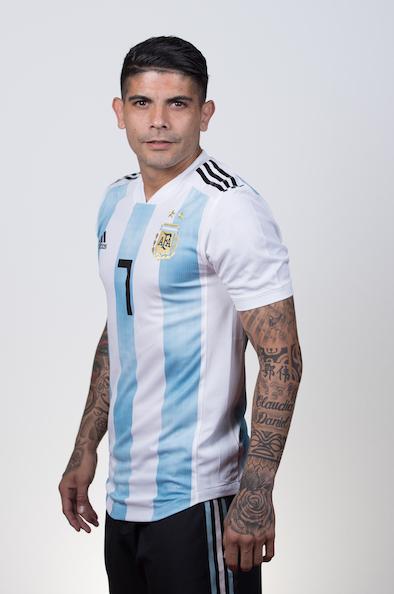 エベル・バネガ(アルゼンチン代表)のプロフィール画像