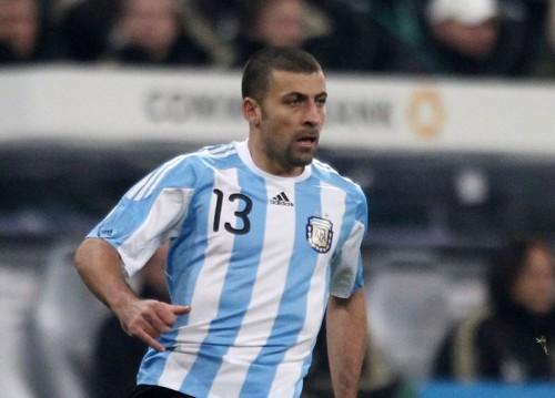 元アルゼンチン代表サムエルが現役引退…インテルやレアルなどで活躍