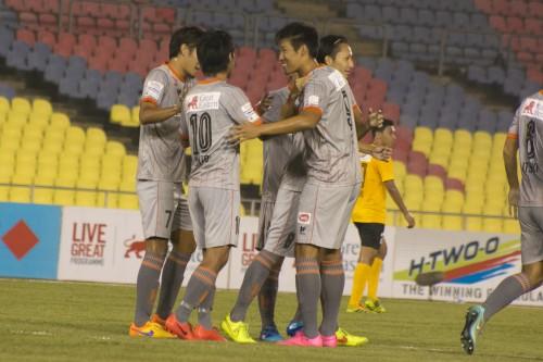 アルビレックス新潟シンガポール、ハリマウ・ムダと引き分けて5試合勝利なし