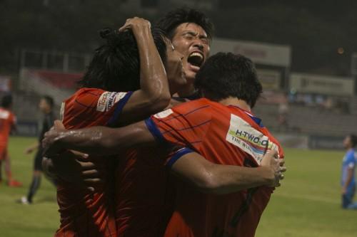 アルビレックス新潟シンガポールがゲイランを下して6試合ぶりの勝利