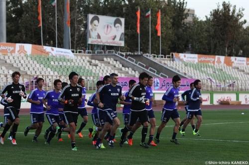 アザディ・スタジアムの日本戦観客は2~3万人か…イラン側関係者が明かす