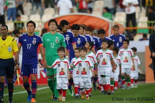 日本代表の強化は「点」ではなく「線」…今後への価値を持ったイラン戦