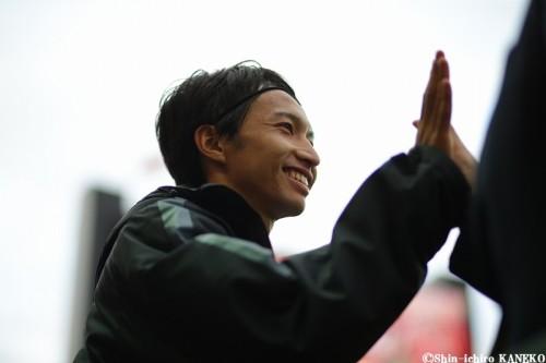 鹿島が3年ぶりナビスコ制覇…柴崎岳「チーム全員で勝ち取った勝利」