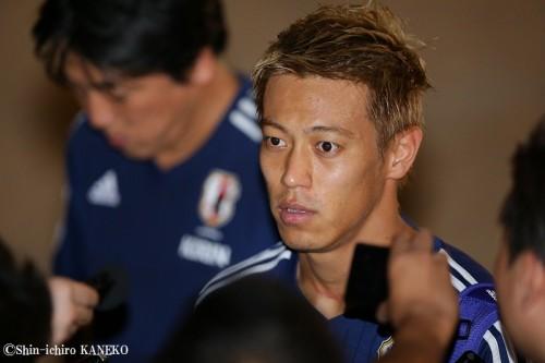 クラブ批判の真意に触れた本田「自分自身であるために必要なこと」