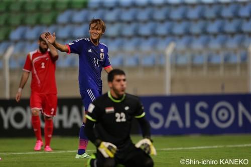 宇佐美は途中出場で2得点に関与「もっとチームを引っ張る活躍を」