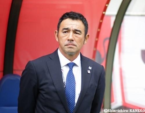 切り替えを求めるG大阪長谷川監督「いい形で今季を終われるように」