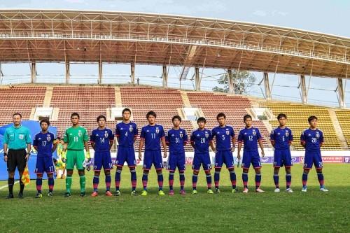 初戦の悔しさを糧に…U-18日本代表がフィリピンに大勝