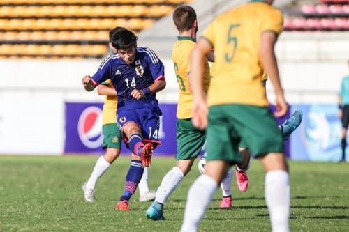 U-18日本代表がオーストラリアに完封勝利、最終予選へ向けさらなる成長を誓う