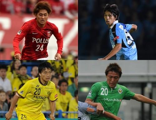 浦和MF関根貴大や川崎DF中野嘉大が初招集…U-22日本代表候補発表