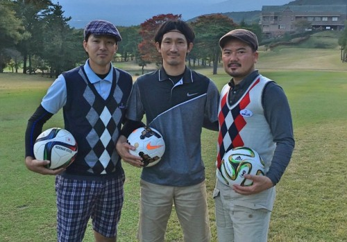 フットゴルフ大会に出場した元浦和の堀之内氏「真剣勝負ができた」