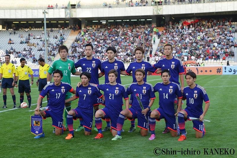 W杯アジア2次予選シンガポール戦...