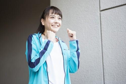 松井愛莉さんが武南高校サッカー部1日マネージャーに就任!「自然と私まで笑顔になっちゃいました」