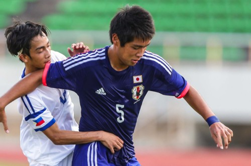 U-18日本代表DF野田「6点取れたが物足りない結果」