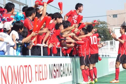 9位駒澤大が中央大を下す…残留に向けて貴重な勝ち点3を獲得/関東大学リーグ1部第19節