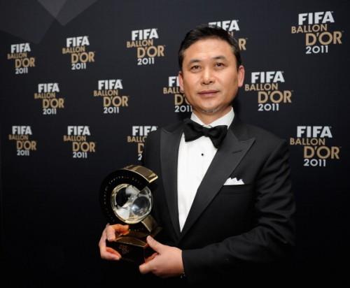 FIFA女子最優秀監督賞歴代受賞者一覧(2010-2014)