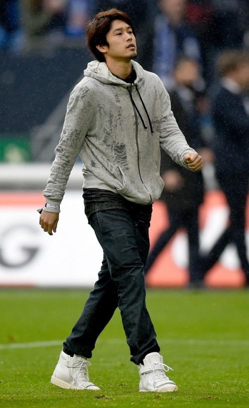内田篤人「ベストジーニスト」サッカー史上6人目の選出…グローバル特別敢闘賞受賞