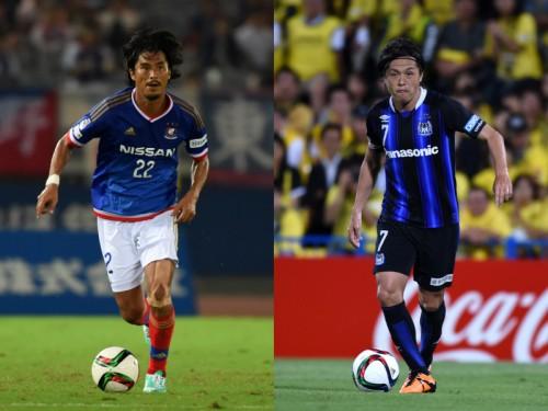 中澤と遠藤が語る互いへの想い…J1通算500試合出場を同日達成へ