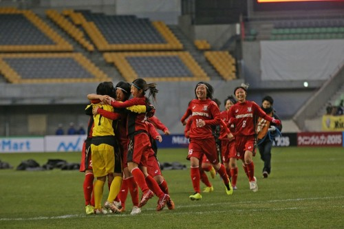 中国代表3校が決定…出場全32校が出そろう/高校女子サッカー選手権