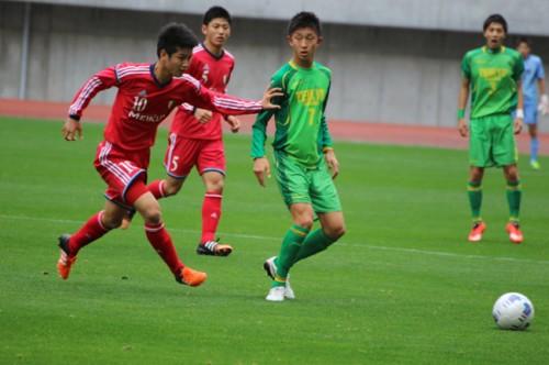 新潟明訓が終了間際の勝ち越し弾で帝京長岡に勝利し、16年ぶり6回目の全国大会へ/選手権新潟県予選