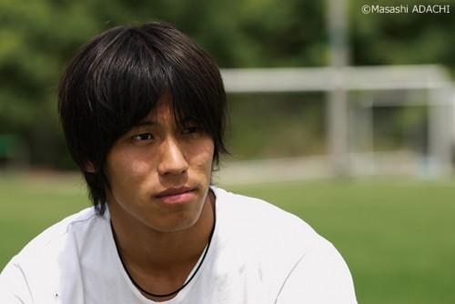 【プレイバックインタビュー】本田圭佑/サッカーは僕の日常(Jリーグサッカーキング2007年8月号より)