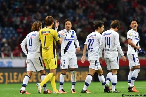 G大阪MF遠藤、大一番直前のピッチサイド変更は「気まぐれです」