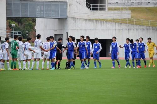 首位関西学院大、大阪学院大とドロー…リーグ戦優勝へここが正念場/関西学生リーグ