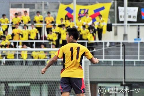 慶應大が国士舘大との上位対決を制し、優勝戦線に生き残る/関東大学リーグ第20節