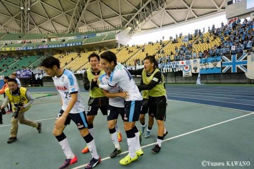 磐田2位確定でJ1復帰…福岡、C大阪、愛媛、長崎が昇格プレーオフへ/J2最終節