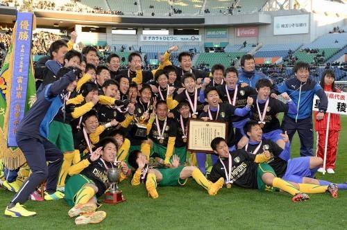 前年度王者星稜ら、高校サッカー選手権出場全48校出揃う…初出場は4校
