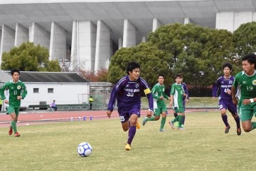 関西大、大体大に敗れ今節でのインカレ出場圏内突入ならず/関西学生後期リーグ第8節
