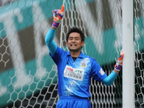 元日本代表GK川口能活40歳、燃えたぎる現役続行への思い