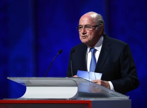 FIFAブラッター会長、神経衰弱で入院…汚職事件で職務停止処分中
