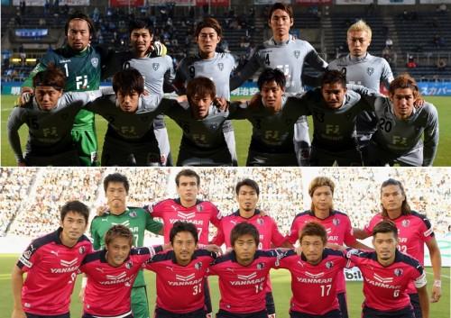 決勝で3位福岡と4位C大阪が激突…J1昇格プレーオフは上位対決