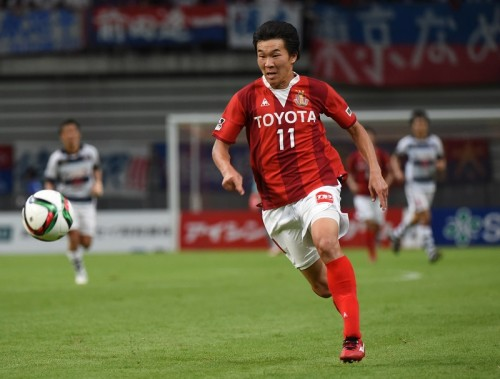 名古屋FW永井に第二子が誕生「より一層サッカーに向き合いたい」