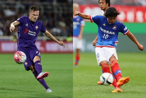 FKの名手イリチッチ、手本とするキッカーは中村俊輔「彼は世界一」