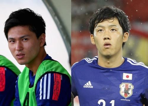W杯予選に臨む日本代表…U-22代表世代からは南野拓実と遠藤航が選出