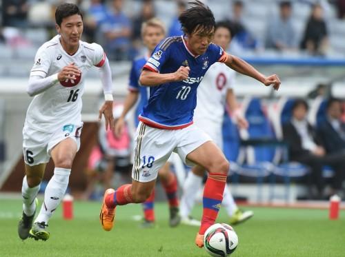 横浜FMの中村が2年半ぶりの月間MVP受賞…J2は磐田FWジェイ