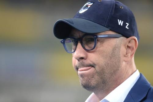 サンプドリアがゼンガ監督の解任を発表…直近の7試合でわずか1勝