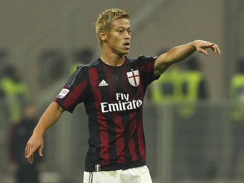 伊紙、途中出場の本田に「サッカー界で最も幸せな人には見えなかった」
