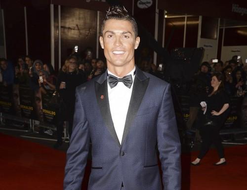 C・ロナウドの映画『Ronaldo』公開「今日は僕の人生にとって重要な日」