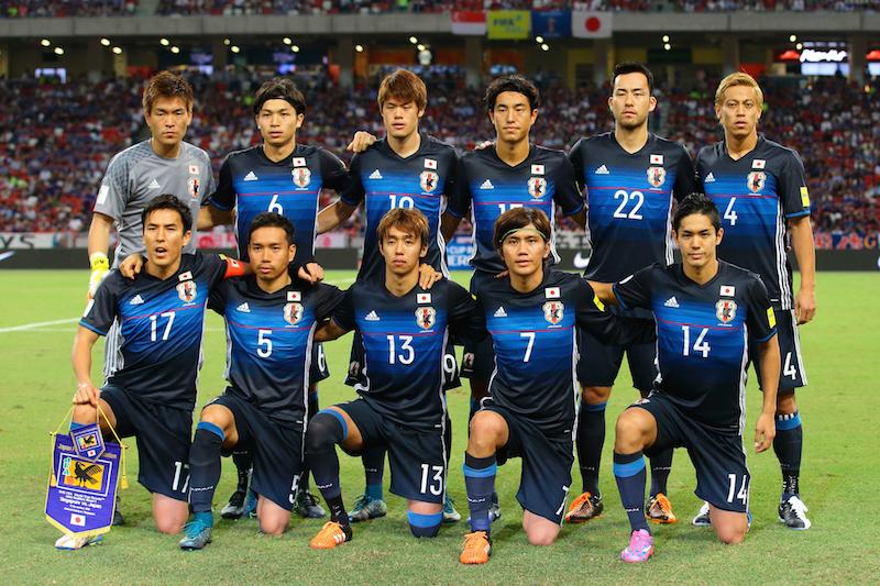 サッカー日本代表 歴代『背番号』系譜まとめ【W …
