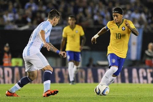 アルゼンチンとブラジルが対戦…南米予選の大一番は両者譲らずドロー