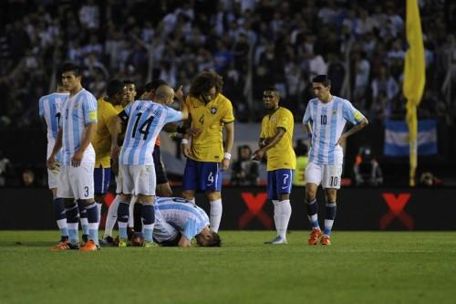 アルゼンチン対ブラジルはドロー…3連勝のエクアドルが首位/W杯南米予選