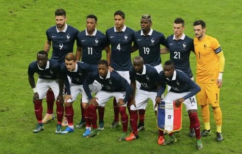 フランス代表全選手がイギリス到着…身内が巻き込まれた2選手も帯同