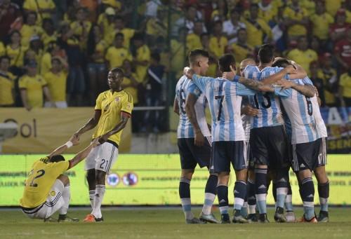 メッシ不在のアルゼンチンが初勝利、エクアドルが4連勝で首位/W杯南米予選第4節
