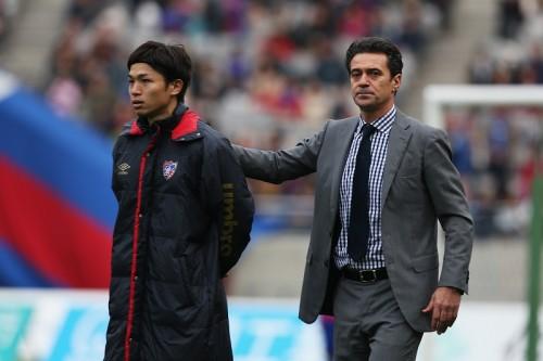 CS進出逃したFC東京、フィッカデンティ監督の今季限りでの退任を発表