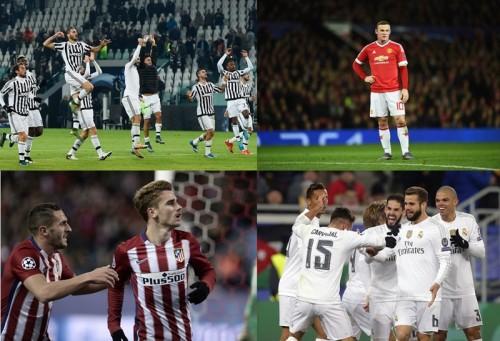 ユーヴェが首位対決制し決勝T進出…PSG、アトレティコらも突破決める/CL第5節